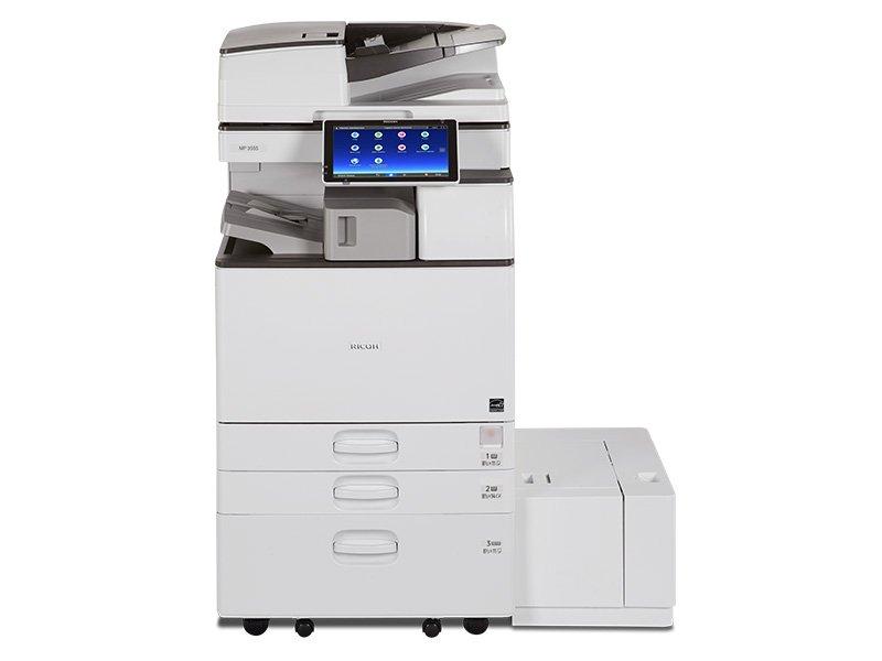 Ricoh MP 2555 3055 3555 con cassetto aggiuntivo