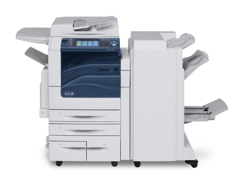 Xerox WorkCentre 7845 con Finisher Booklet