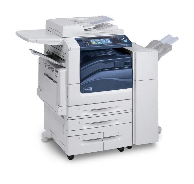 Xerox WorkCentre 7845 con Finisher