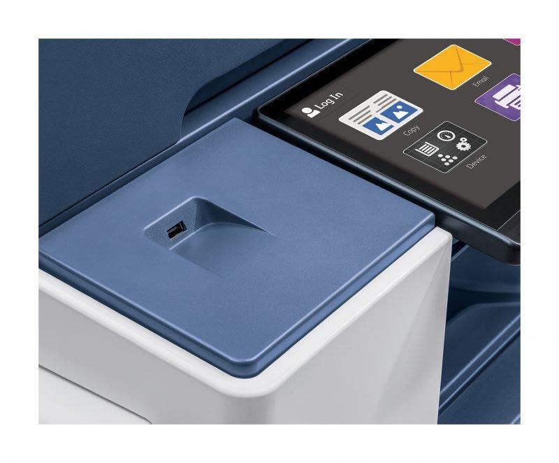 Xerox AltaLink B8055 B8065 porta USB
