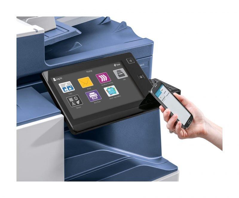 Xerox AltaLink B8055 B8065 Stampa Mobile