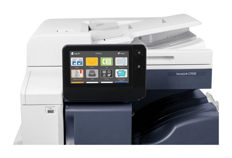 Xerox Versalink C7020 C7025 C7030 Pannello Frontale